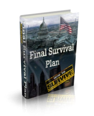Final Survival Plan E-book Review: It's Legit Or Scam?