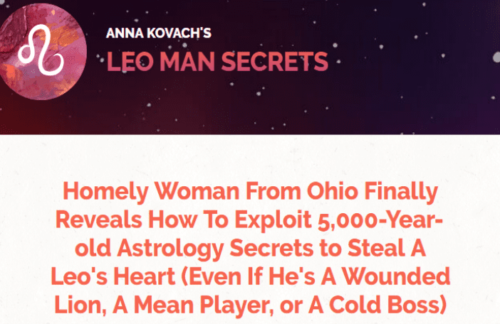 Leo Man Secrets Review PDF