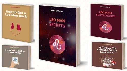 Leo Man Secrets guidebook