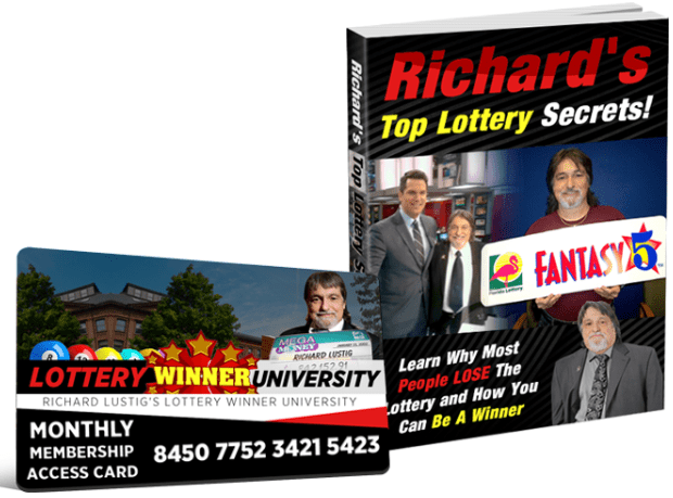 Lottery Winner University Amazon