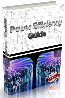 Power Efficiency Guide Review- Do You Want To Save Your Energy Bills??
