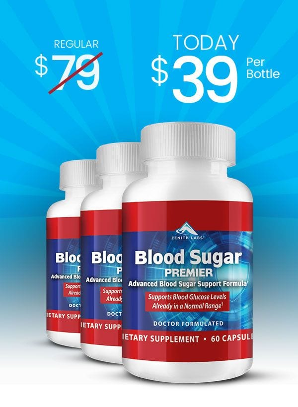 Blood Sugar Premier Review-Natural solution for Blood Sugar!