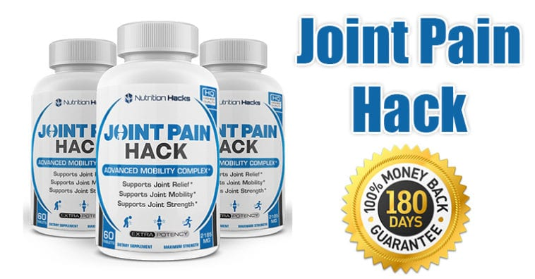 Joint Pain Hack Review -An Ideal Solution to Relieve Joint Pain?