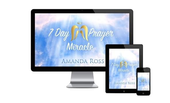 7 Day Prayer Miracle  – Grateful And Remaining Positive Through Prayer!!