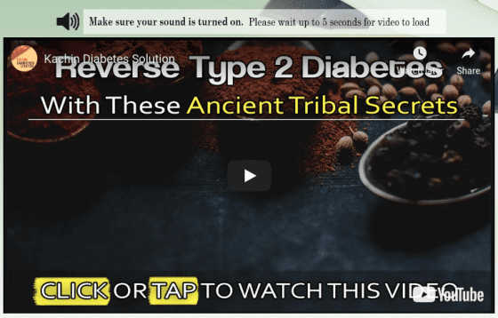 Kachin Diabetes Solution Review – Start Reversing Your Diabetes Today!!