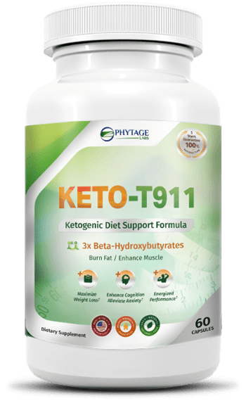 Keto-T911 Review – Can You Lose Fat With This Supplement?
