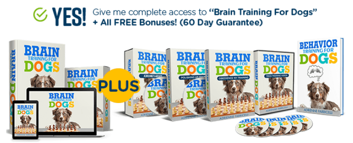 Brain Training For Dogs Bonus