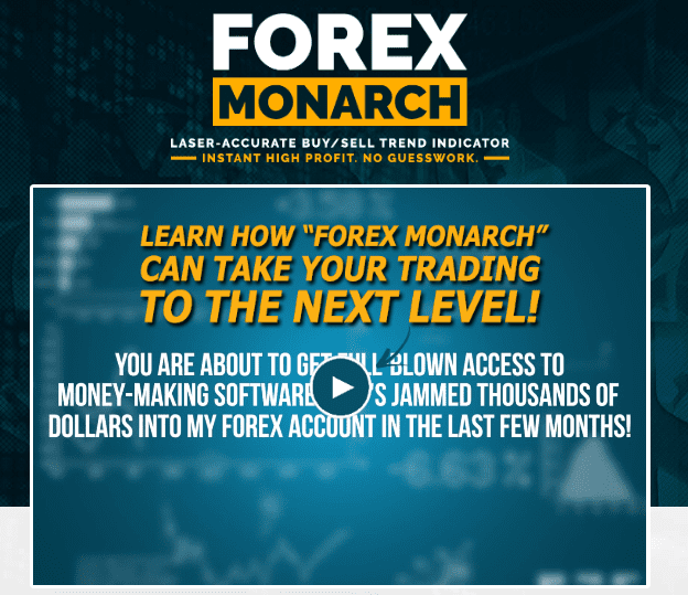 Forex Monarch Review – Perfect Tool To Get You Making Profit Right Away!