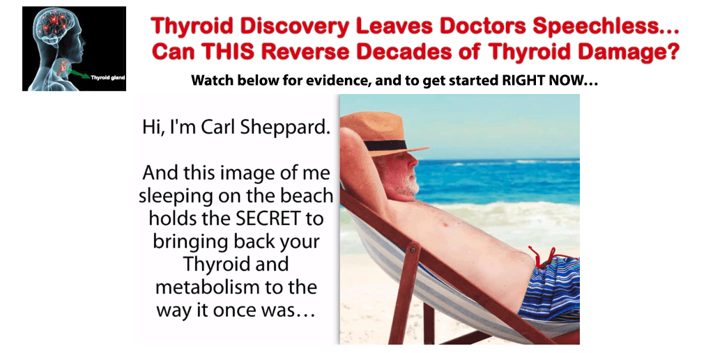 Thyroid Rescue 911 Review – Formula To Heal Thyroid Issues!