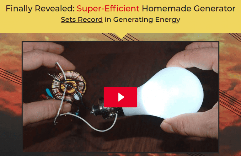 Magnifier Engine Review – Reliable Energy For Your Home!