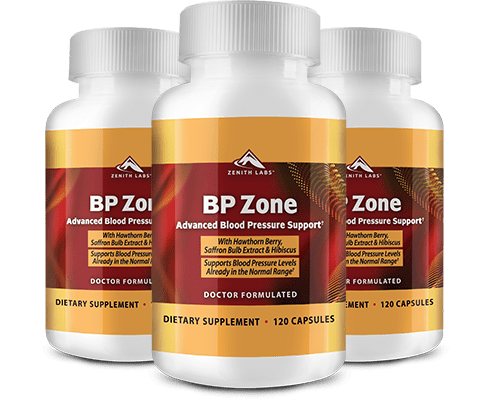 Bp Zone Review – Regulates Your Blood Pressure Level Naturally!