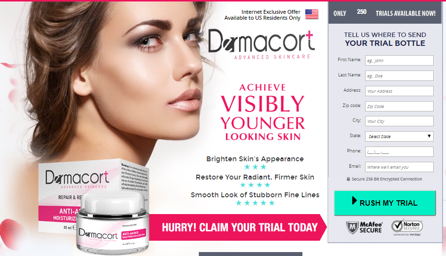 Dermacort Skin Cream Review