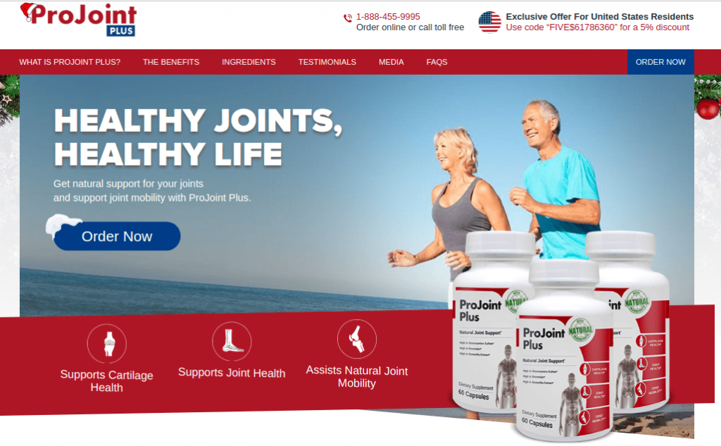 Projoint Plus Review – Alleviate Your Joint Pains!!