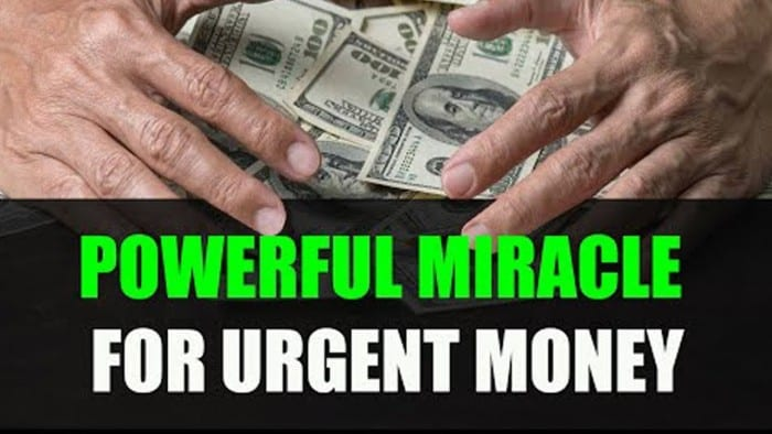 Urgent Money Miracle Review