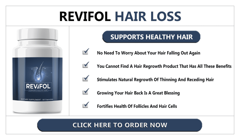 Revifol Hair Loss Review