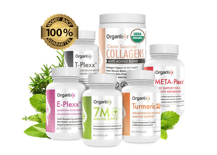Organixx Review – Help To Get A Healthy Nutrition!