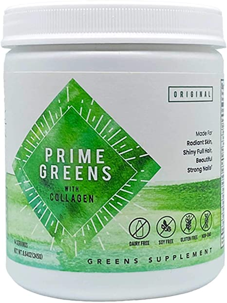 Prime Greens Review – Superfood To Get A Clear Skin!
