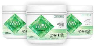 Prime Greens with Collagen Review – Anti-Aging Superfood Blend