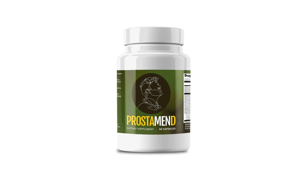 Prostamend Review – Natural Prostate Supplement!!
